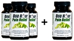 Vinoprin® One Hour Pain Relief<br>All-Natural Pain Relief<br>Buy 3 Bottles, Get 1 Free