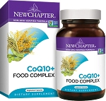 New Chapter Co-Q10+ Food Complex 60ct