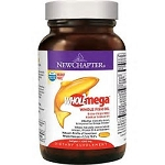 New Chapter Wholemega Fish Oil 144ct