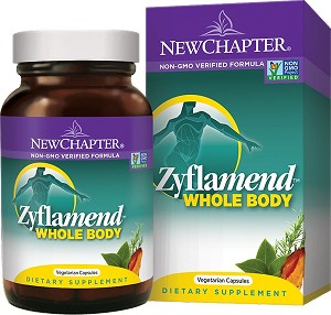 New Chapter Zyflamend Whole Body 144ct